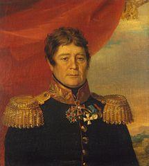 Portrait of Stepan V. Dyatkov (1759 - after 1818)