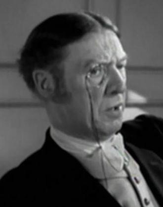 E. E. Clive - E.E. Clive as Sir Harry Lorradaile in David O. Selznick's Little Lord Fauntleroy