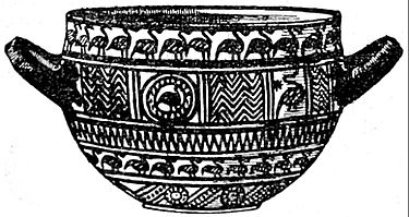 EB1911 Greek Art - Geometric Vase from Rhodes.jpg