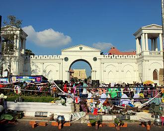 East Fort - East Fort during Attukal Pongala festival