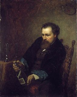 image of Eastman Johnson from wikipedia
