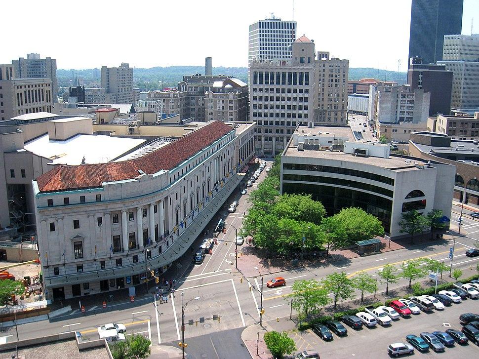 Eastman School of Music - general view