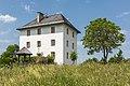 Ebenthal Radsberg 1 Pfarrhof SO-Ansicht 12062019 6750.jpg