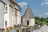 Ebenthal Radsberg Friedhof Karner hl. Michael W-Ansicht 12062019 6752.jpg
