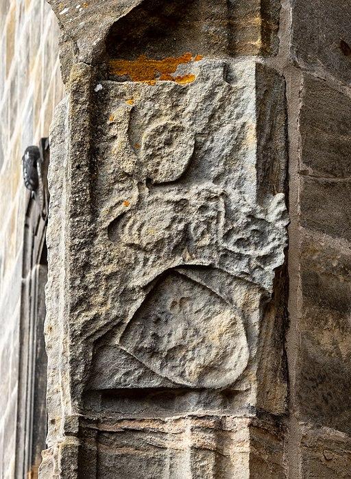 Ebern Friedhofskapelle Wappen 9091105