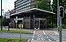 Eddy Merckx metro station entrance (DSCF5641).jpg
