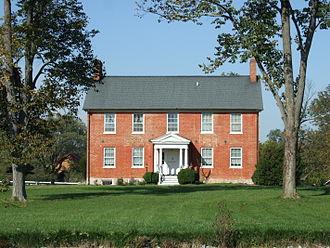 J. Johnston Pettigrew - Edgewood Manor home