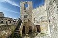Edificio adiacente e integrante la chiesa di Santa Maria de Armenis.jpg