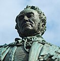 Edinburgh Duke of Buccleuch Statue 02.JPG