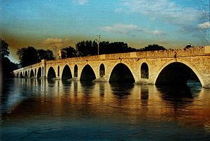 Hadım Şehabeddin - Saraçhane Bridge