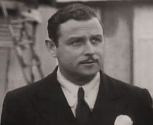 Edmund Burns - Burns in The Shadow of the Eagle (1932)