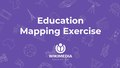 Education Mapping exercise for Education conference.pdf