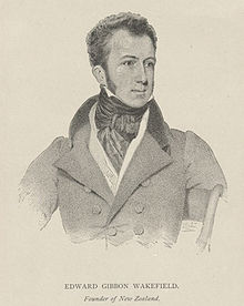 Edward G Wakefield