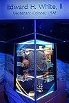 Edward Higgins White memorial - Kennedy Space Center - Cape Canaveral, Florida - DSC02846.jpg