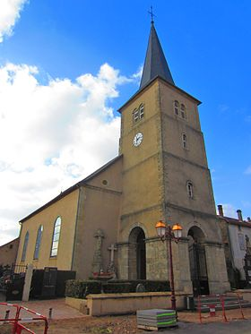 Église Sainte-Barbe.