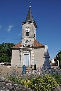 Eglise Saint Denis de Tillenay.JPG