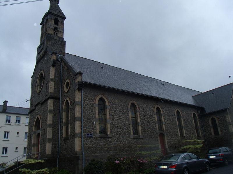 L'Eglise Sainte-Anne de Robien à Saint-Brieuc