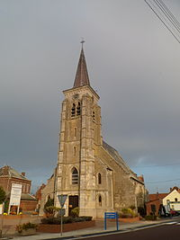 Eglise de Marquette en Ostrevant.JPG