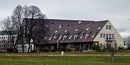Ehemaliger Fliegerhorst (Nellingen Barracks) in Scharnhausen panoramio