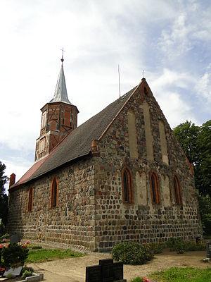 Eichhorst - Church in Eichhorst.