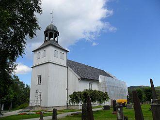 Eidanger - Image: Eidanger kirke, Porsgrunn kommune, Telemark