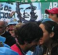 El Che (bandera)- Argentina - Marcha 25-May-06 - 2 (3).jpg