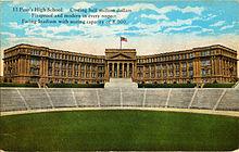 El Paso High School Wikipedia