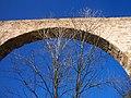 El Pont Nou, aqüeducte, Sant Pere de Riudebitlles, Detalls 16.jpg
