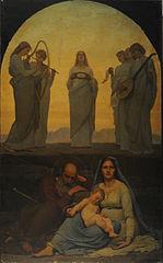 The dream of the baby Jesus