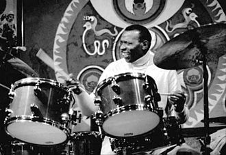 Elvin Jones - Elvin Jones at Keystone Korner, San Francisco, California. April 22, 1980.
