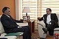 Embajador de Irán presenta copias de las Cartas Credenciales (8556128458).jpg
