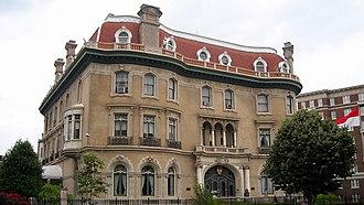 Embassy of Indonesia, Washington, D.C. - Image: Embassy of Indonesia, Washington