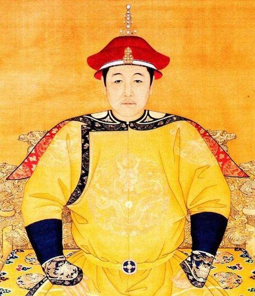 Emperor Shunzhi of the Qing dynasty