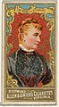 Empress of Germany, from World's Sovereigns series (N34) for Allen & Ginter Cigarettes MET DP838692.jpg