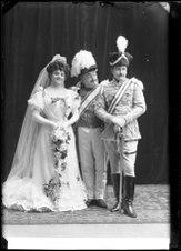 En valsdröm, Oscarsteatern 1908. Rollporträtt - SMV - GA019.tiff
