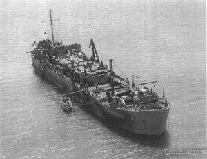USS Endymion (ARL-9) - USS Endymion