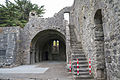 Ennis Friary Stairs to the Dormitory 2015 09 03.jpg