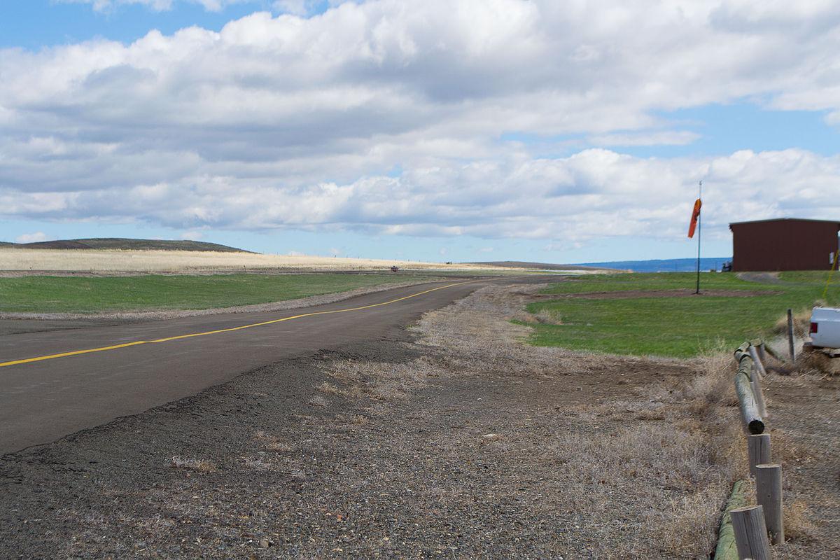 Enterprise Municipal Airport Oregon Wikipedia - Airports in oregon