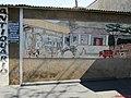 Entrada do antiquário no Engenho Santo Mario em Catanduva-SP. O antiquário tem várias peças de diferentes épocas. No antiquário há uma coleção de garrafas de cachaça e de latas de cerveja, com ma - panoramio.jpg