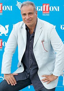 Enzo Decaro, Giffoni Film Festival 2012.jpg