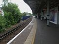 Epsom station platform 1 look south.JPG