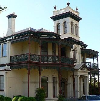 Epworth HealthCare - Image: Epworth repatriation mansion richmond victoria