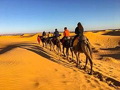 Erg Chebbi, Sahara Desert, Morocco, 摩洛哥 - 49647943402.jpg