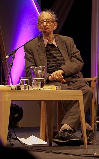 Eric Hobsbawm - Hobsbawm in 2011