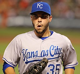 Eric Hosmer on May 24, 2011