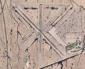 Eric Marcus Municipal Airport - USGS aerial image - 2006