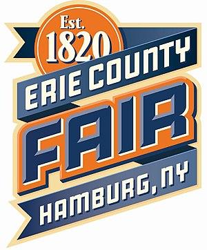 Erie County Fair - Image: Erie County Fair Logo