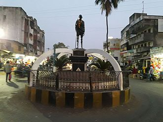 Navsari - Char Rasta-Eru Circle