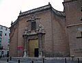 Església de santa Maria de Cocentaina, façana.JPG