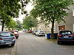 Endstraße in Essen